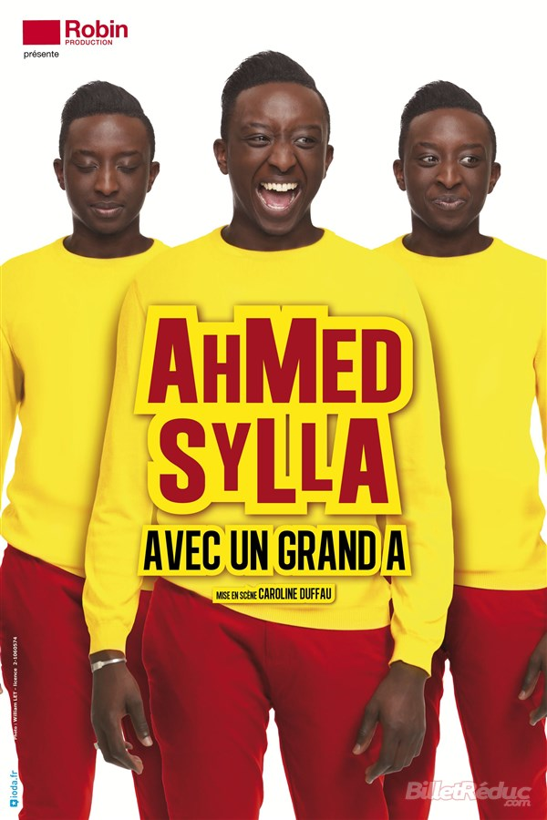 Ahmed Sylla dans Ahmed Sylla avec un grand A en streaming uptobox