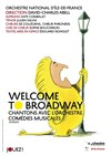 Welcome to Broadway | Orchestre national d'Île-de-France - CEC de Yerres