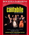 cantabile The London Quartet - Théâtre des Bouffes Parisiens