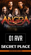 Angra - Secret Place