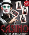 Casino, le spectacle d'impro - Théâtre Essaion