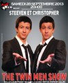 Steeven et Christopher dans The Twin Men Show - Salle Louis Parsy