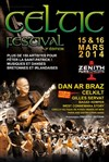 Celtic Festival - Zénith de Paris