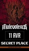 Malevolence - Secret Place