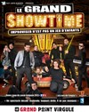 Le grand showtime - Le Grand Point Virgule - Salle Apostrophe