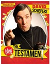 David Schiepers dans The new testament - La Basse Cour