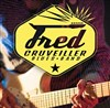 Fred Cruveiller Band - L'Azile La Rochelle