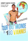 Henry David Cohen dans Le tour du monde en 180 vannes - Graines de Star Comedy Club