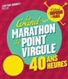 Le Grand Marathon du Point Virgule : Delphine Baril - Le Point Virgule