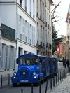 Visite guidée : Circuit Artiste à Saint-Germain des Prés | par Another Paris le petit train bleu - Another Paris Le petit train bleu - 75005