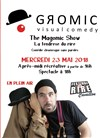 Gromic dans The Magomic Show - MJC de Cavaillon