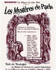 Les myst res de paris th tre de verdure du jardin - Theatre de verdure du jardin shakespeare ...