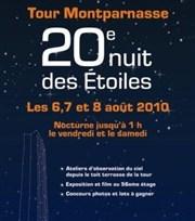 la nuit des 233 toiles 224 la tour montparnasse tour montparnasse 56 billetreduc