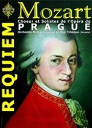 Requiem de Mozart | Nevers Cathédrale Saint-Cyr et Sainte-Julitte de Nevers Affiche