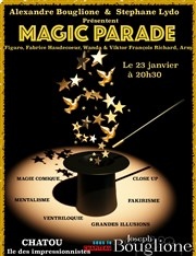 Magic Parade Chapiteau du cirque Cirque Joseph Bouglione à Chatou Affiche