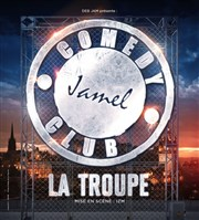 La troupe du Jamel Comedy Club | Saison 9 Le Comedy Club Affiche