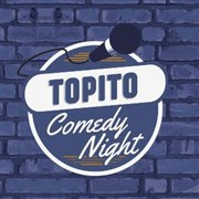 Topito Comedy Night Les Ecuries Affiche