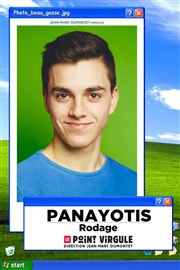 Panayotis Le Point Virgule Affiche