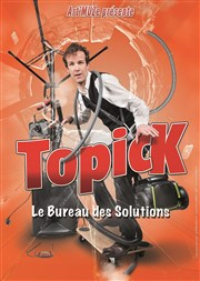 Topick dans Le bureau des solutions Room city Affiche