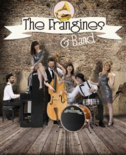 The Frangines & Band Théâtre Paris Story Affiche