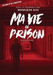 Ma vie en prison Théâtre du Gouvernail Affiche