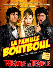 La famille Boutboul Apollo Th��tre - Salle Apollo 90 Affiche