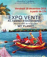 Expo-vente : Art, Caraïbes et Environnement Dorothy's Gallery - American Center for the Arts Affiche