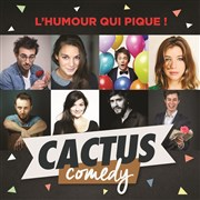 Cactus comedy Welcome Bazar Affiche