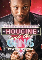 Houcine and the Gang La grande poste - Espace improbable Affiche