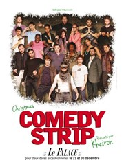 Christmas Comedy Strip Le Palace Affiche