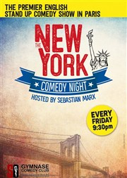 The New York Comedy Night SoGymnase au Théatre du Gymnase Marie Bell Affiche