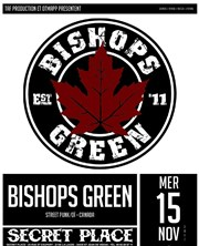 Bishops Green + Stalingrad Secret Place Affiche