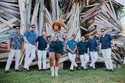 The Suffers Les Etoiles Affiche