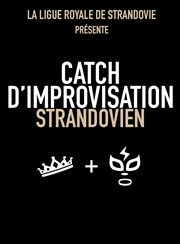 Catch d'impro improvisateurs de la Strandovie Spotlight Affiche