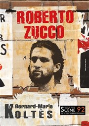 Roberto Zucco Carré Club Bellefeuille Affiche