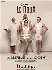 Cirque Le Roux dans The Elephant in the Room Bobino Affiche