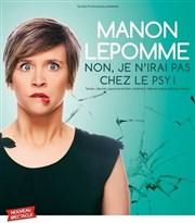 Manon Lepomme dans Non, je n'irai pas chez le psy ! Spotlight Affiche
