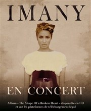 Imany Casino théâtre Affiche