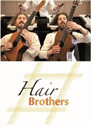 Hair Brothers Comédie Nation Affiche