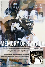 Memory of Rwanda | Se souvenir du génocide Dorothy's Gallery - American Center for the Arts Affiche