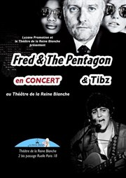 Fred and the Pentagon La Reine Blanche Affiche