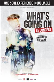 What's going on | Le concert Casino Barrière Deauville Affiche