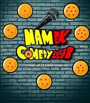 Soirée stand-up : Namek Comedy club Rockin'Share Affiche