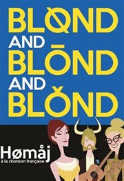Blond and blond and blond Théatre Jean-Marie Sevolker Affiche