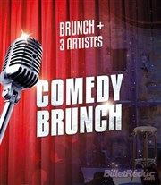 Comedy Brunch + Spectacle Le Comedy Club Affiche