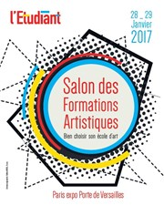 Salon des formations artistiques paris expo porte de for Salon porte de versailles hall 6