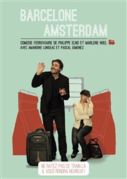 Barcelone Amsterdam Les Vedettes Affiche