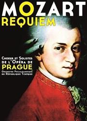Requiem de Mozart Eglise Sainte Thérèse Affiche