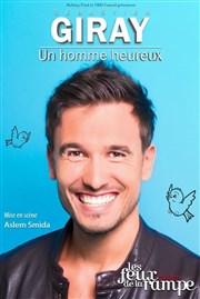 Sébastien Giray dans Un homme heureux Théâtre Les Feux de la Rampe - Salle 60 Affiche