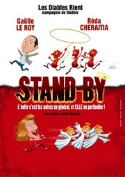Stand By La Chocolaterie Affiche
